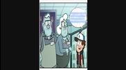 Гравити фолс комикс - Духовете се завръщат