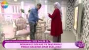 Tanzanyal Fridah Solmaza meydan okudu Dans Dellosu