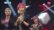 130922 Teen Top - Rocking @ Inkigayo