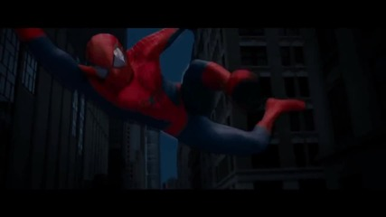 The Amazing Spiderman на Times Square