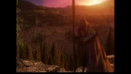Warcraft - Wisp vs Archimonde