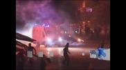 Полицията в Кайро отблъсна атака срещу американското посолство, има множество ранени
