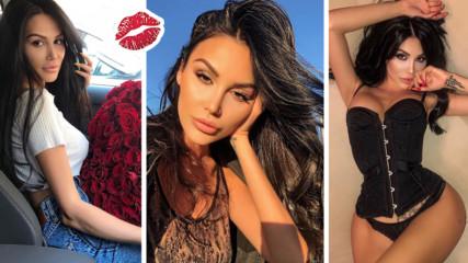 Какви мъже харесват плеймейтките: Любопитно признание от Моника Валериева