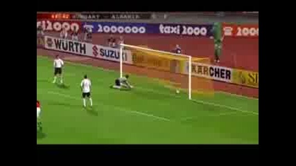 Qualifiers 2010 Hungary - Albania