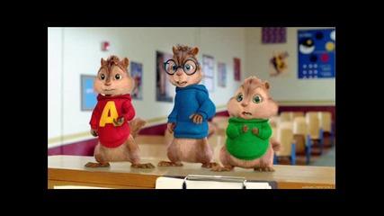 Chipmunks - Бе Немоа Се Запра !!!