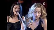 Laura Pausini & Lara Fabian - La Solitudine(текст)