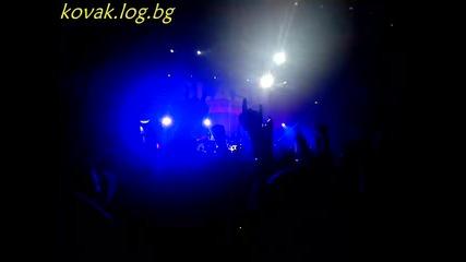 Концерт на Слаш в зала Христо Ботев