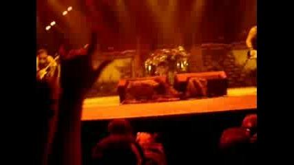 Iron Maiden - Barcelona, Intro + Different World