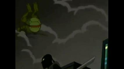 kostenurkite ninja epizod 10