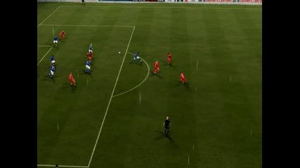 Тупалка от воле на Fifa 12