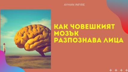 Как човешкият мозък разпознава лица