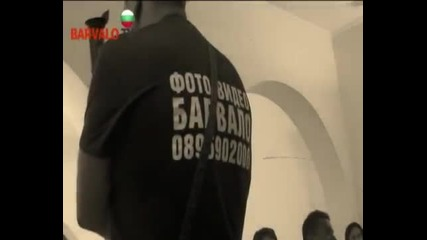 Катя и Иван Град.тополов Град-барвало Тv 20.10.2012