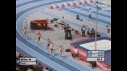 Ваня Стамболова остана четвърта на 400 метра в Париж