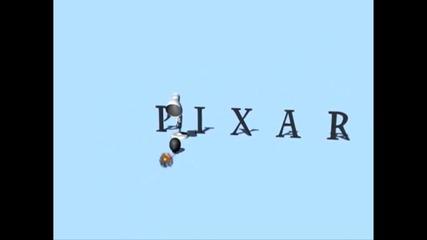 3 пародии на интрото на Пиксар