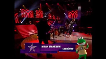 Milan Stankovic - Luda zeno PINK MUSIC FESTIVAL NAJAVA