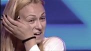 Невена - X Factor кастинг (07.10.2014)