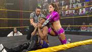 Ember Moon w/Shotzi Blackheart vs. Aliyah w/Robert Stone & Jessi Kamea: WWE NXT, March 3, 2021