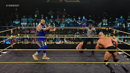 Hit Row vs. Imperium: WWE NXT, July 27, 2021