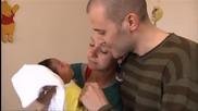 Съдби на кръстопът 07 май - Тъмнокожо бебе се ражда в семейство на българи...
