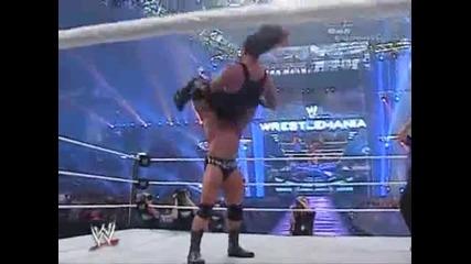 Wrestlemania 23 Highlights