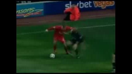 Xabi Alonso Vs. Steven Gerrard