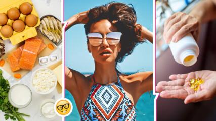 Чудото на витамин D: Защо е толкова важен и как да си го набавим по естествен път?