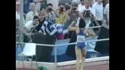 1992 Olympics 100m Hurdles Women Yordanka Donkova