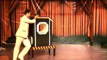 Amazing Zain's show - Tiara and the Magic box