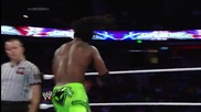Kofi Kingston vs. Titus O'neil: Wwe Superstars, May 15, 2014