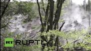 Япония: Вулканичната активност се засилва, властите съветват да се внимава