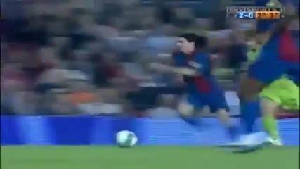 Меси - Един от Най-добрите Голове В Футбола