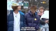 [eng Subs] Shinee Hello Baby Ep10 2/5