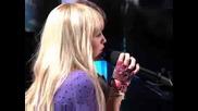Hanna Montana - Every Part Of Me [live]