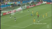 13.06.2014 Мексико - Камерун 1:0 (световно първенство)