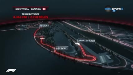 Фетел финишира първи в Канада, но не взе победата