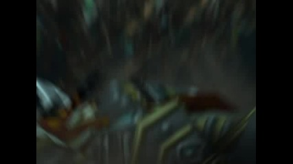 [spoiler] Wotlk Wrathgate Cinematic