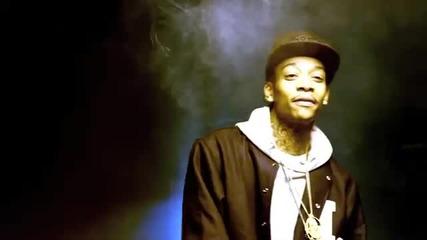 Wiz Khalifa - On My Level Hq Превод