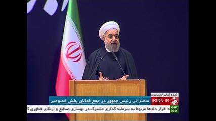 Iran: Main challenge is economic prosperity and jobs - Iranian PM Rouhani