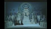 Гена Димитрова - Верди: Набуко - Фрагмент от началото на Ііі - то действие - Ла Скала, 1986