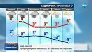 """КОД """"ЖЪЛТО"""": Предупреждение за виелици в 5 области на страната"""