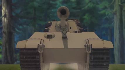 Girls und Panzer - Thundergods amv