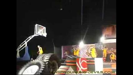 Нечовешки Баскетболми Умения