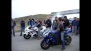 Yamaha R1 998cc vs Hayabusa 1300cc