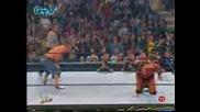 John Cena Vs Rendy Orton (bg Audio)