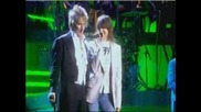 Rod Stewart and Chrissie Hynde - As Time Goes By