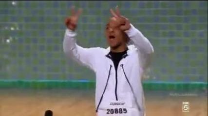 Изумителен танцьор! 100% Талант