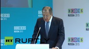 Russia: BRICS advocate strengthening the role of UN in world affairs - Lavrov