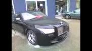 Rolls Royce единствен в целия свят !