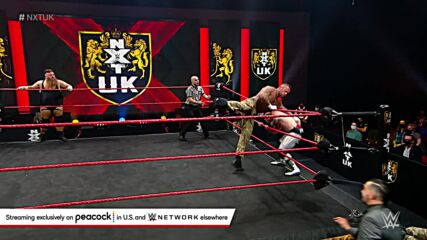 Joe Coffey and Jordan Devlin collide in a loaded NXT UK: NXT UK Highlights, Oct. 21, 2021