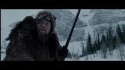 Завръщането - официален трейлър с бг субтитри - приключенски драма уестърн # The Revenant 720p hd